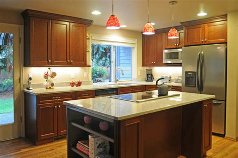 kitchen pendant lighting over island u shape kitchen with red pendant lighting over island