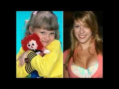 full house cast now full house cast then and now youtube