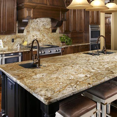 Kitchen Islands With Granite Countertops The Granite Gurus Slab Sunday Golden Granite