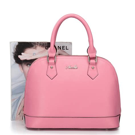 The Pink Bag fashion leather bags pink