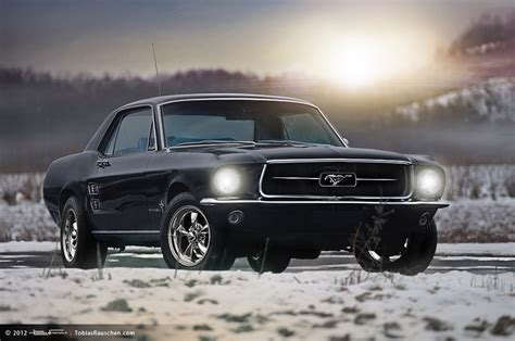Rausch Ford Mustang by The Stang By Tobiasrauschencom On Deviantart