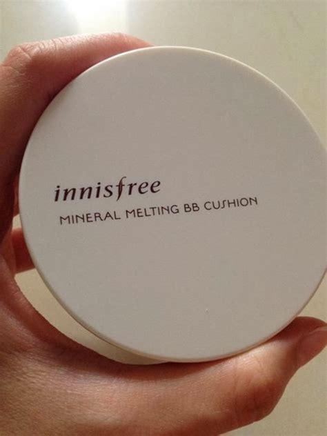 Harga Innisfree Mineral Melting Bb Cushion innisfree mineral melting bb cushion spf 50