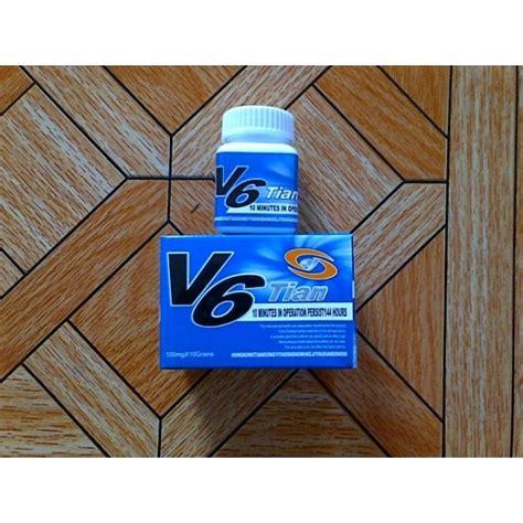 Obat Kuat V6 obat kuat v6 tian obat kuat pria di depok achonghua