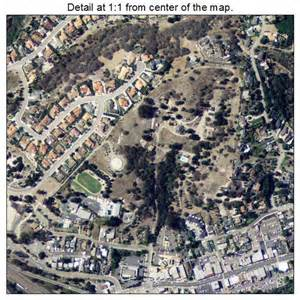 aerial photography map of arroyo grande ca california