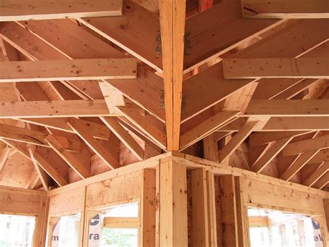 Tray Ceiling Framing Details Steve Sickels Visiblewind House Addition Miscellaneous
