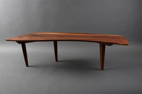 Walnut Sundra Style Coffee Table