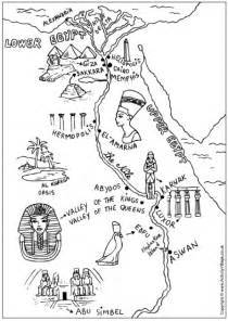 ancient egyptian coloring pages gallery for gt egyptian people coloring pages