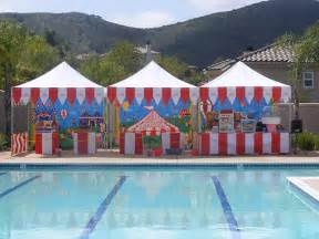 Carnival Canopy Tent by Houstonpartytent