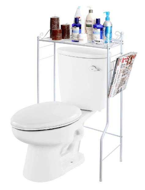 best over the toilet storage the best over the toilet storage options toiletops com