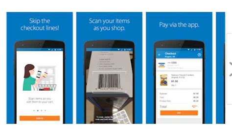 walmart app for android walmart scan go app for android is now available