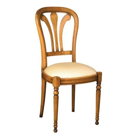 chaises louis philippe chaise louis philippe n 176 2 en merisier et tissu meubles