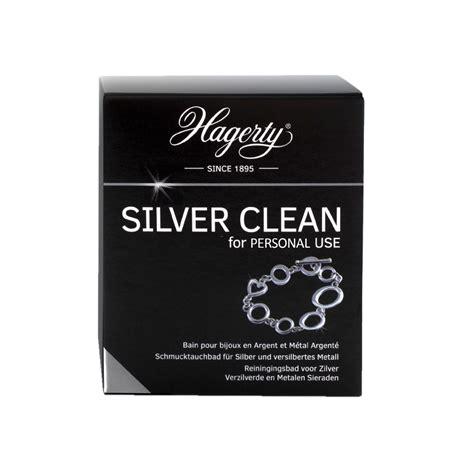Silber Reinigen by Hagerty Silver Clean Silbertauchbad Silber Reinigen Mit