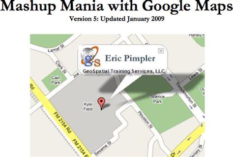 libro a map of the libro gratis sobre google maps