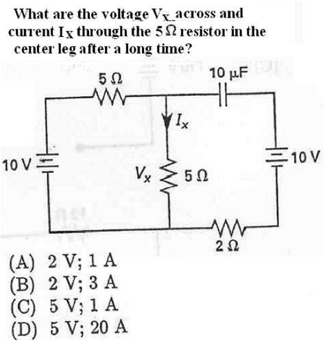 what is the current through a 10 ohm resistor connected to a 120 v power supply the current through a 10 ohm resistor is 1 2 28 images what is the current through 10 5 ohm