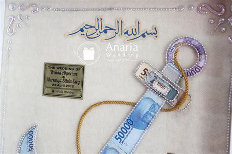 Harga Mahar Jangkar 0812 3476 6565 anaria wedding mahar pernikahan logo