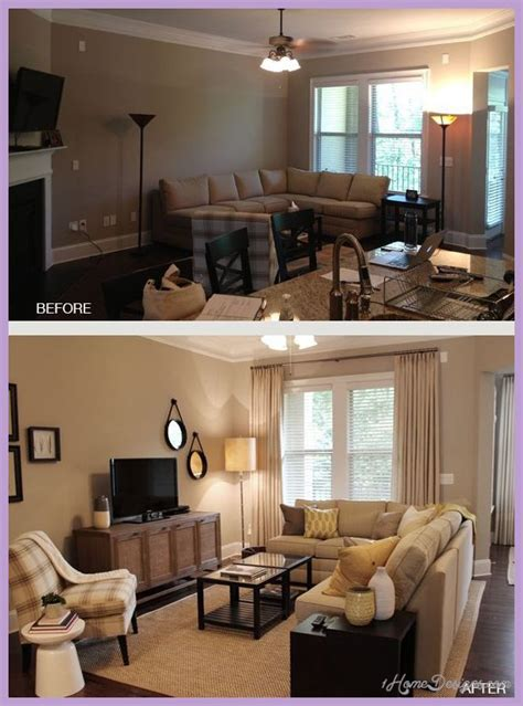 Ideas On How To Decorate A Small Living Room   Home Design   Home Decorating