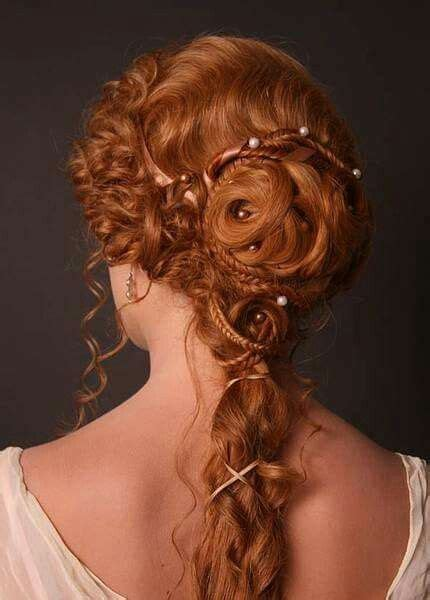 ancient celtic hairstyles best 25 medieval hair ideas on pinterest medieval