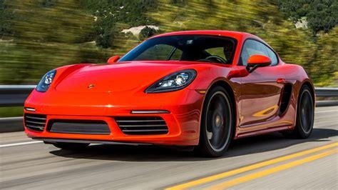 Porsche Cayman S Video by Porsche 718 Cayman S Wallpaper