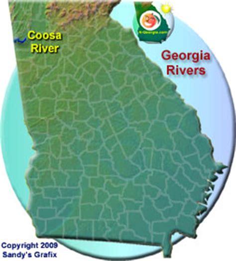 coosa river map coosa river fishing