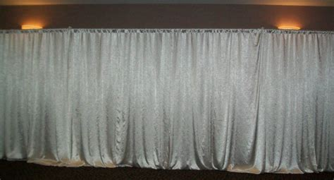 how to make a pipe and drape backdrop pipe and drape backdrop kit 100 feet spanning backdrop