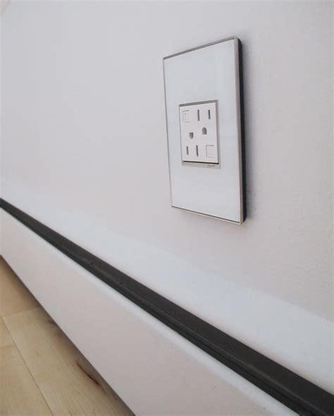 modern electrical outlets updating with legrand adorne outlets merrypad