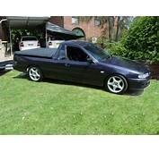 Holden Commodore VR Utepicture  3 Reviews News Specs