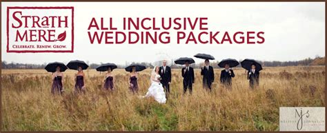 all inclusive wedding packages ontario ottawa wedding venues open house strathmere