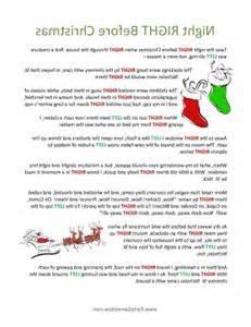 Best left and right gift exchange christmas story best template