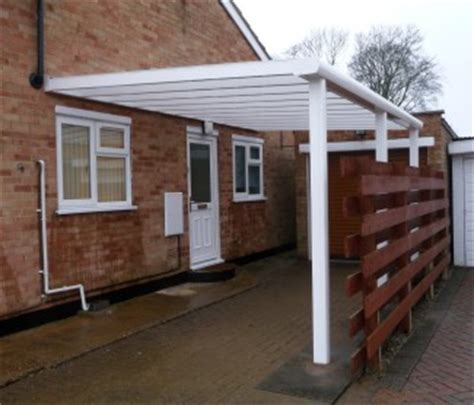 Carports Attached To House aluminium car ports supply amp installation of high
