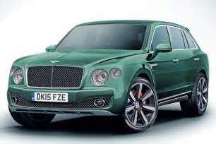 Bentley Suv Prices Bentley Bentayga Suv 2016 Our Best Look Yet Plus