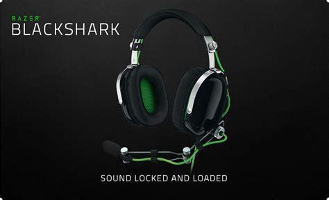 Headset Razer Black Shark razer blackshark expert 2 0 gaming headset gaming