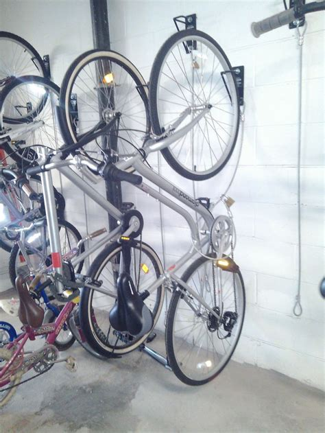Bike Rack Brackets by 1000 Images About Wall Mount Bike Brackets On