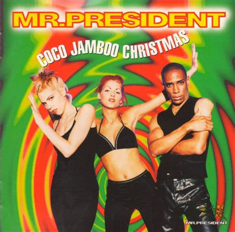 coco jambo mr president coco jamboo christmas cd at discogs
