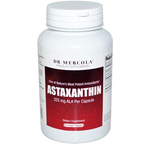 Suplemen Astaxanthin Dr Mercola Premium Supplements Astaxanthin 90 Licaps