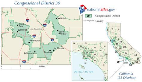 La Mirada, CA Congressional District and US Representative