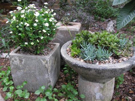 Concrete Planter Ideas by 30 Unique Garden Design Ideas