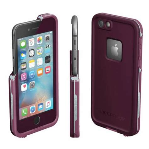 lifeproof fre for iphone 6s plus purple
