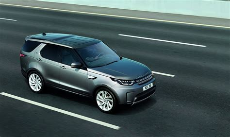 range rover van new land rover discovery commercial van 2018 by car magazine