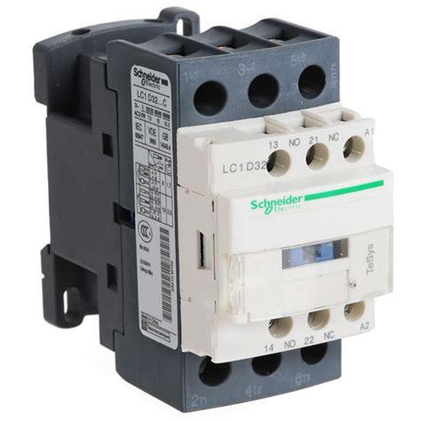 Schneider Kontaktor Lc1d18 contactor khởi động từ schneider
