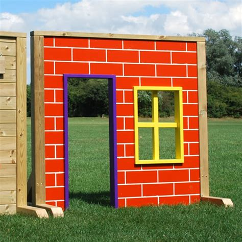 Shop Front Windows And Doors Shop Front Play Panel With Window And Door From Early Years Resources Uk