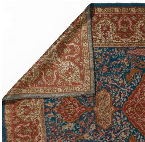 sided for rugs antique sided angora oushak rug for sale at 1stdibs