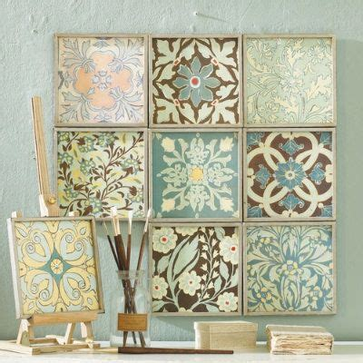 Kirklands Home Decor Store by Scrapbook Paper And Dollar Store Frames Chic On The Cheap