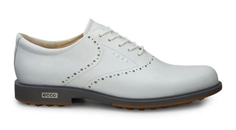 discount ecco golf shoes ecco tour hybrid golf shoes white orange discount prices