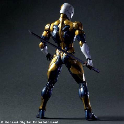 metal gear solid cyborg play arts nin nin