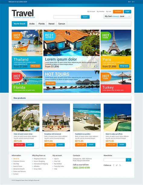 wordpress themes free travel agency travel agency store magento theme 47319