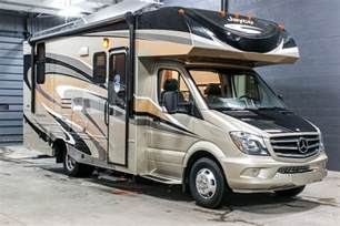 Mercedes Travel Trailer 2016 Jayco Melbourne 24k Mercedes Chassis Class C