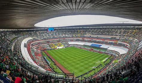 imágenes estadio azteca estadounidenses calificaron de basura el internet del azteca