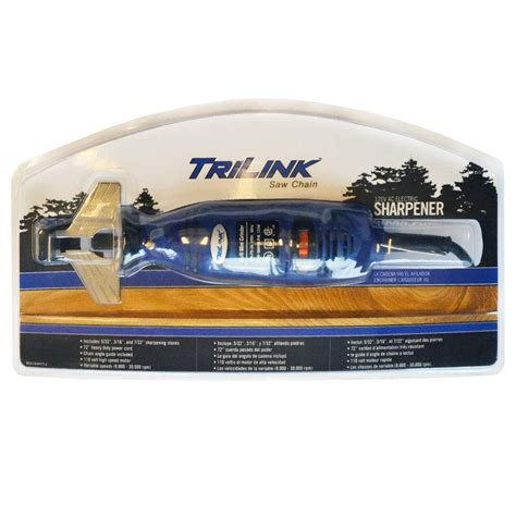 trilink 12 volt dc chainsaw chain sharpener ecs12dctl2