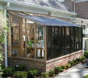 Patio Enclosure Kit Garden Sunroom Kits By Sturdi Built Greenhouses