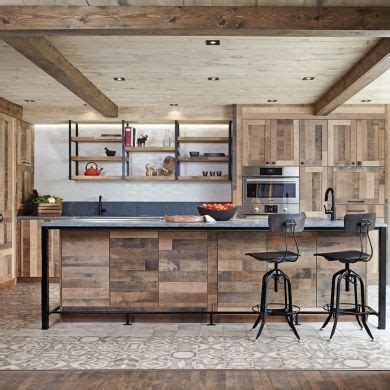 industrial farmhouse kitchen island 17 best images about 206 lot de cuisine on industrial farmhouse kitchen island and